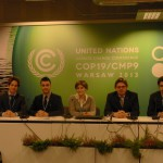 ICN youth alla COP19