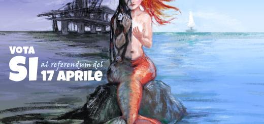 Referendum Trivelle 17 aprile 2016 notriv sirena Immagine Logo